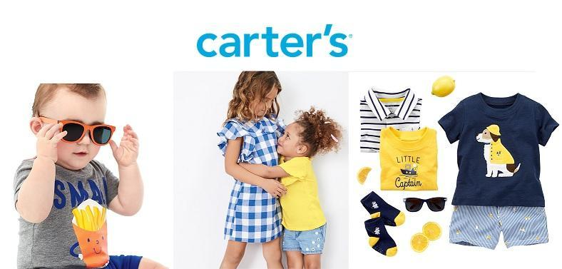 You can count on Carter's to take care of the little details so that you are free to focus on what really matters: celebrating your little one.