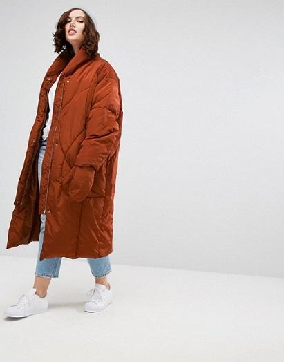 Fashion Week Asos Puffer Coat