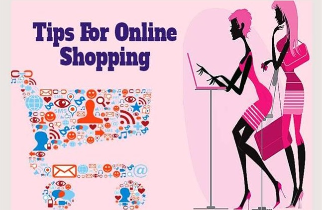 Guideline for online shopping