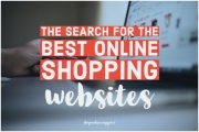 Jess Jordan's Ultimate Search for the Best Online Shopping Websites Part 1: The Start