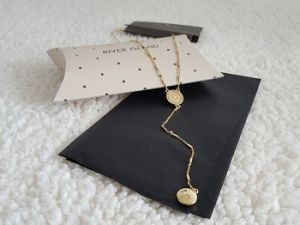 Drop necklace from River Island